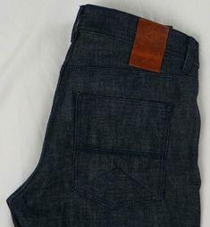 Kle Matsue Slim Cut 14.5 oz Kuroki Selvedge Jeans 100% Cotton 30 X 36 EUC #KleDenim Raw Denim, Men's Clothing, Online Price, Slim, Jeans, Cotton, Clothes, Fashion, Moda