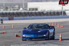 Danny Popp successfully defended his 2014 #OUSCI title in his 2003 Chevrolet Corvette and became the first three-time champion in event history. Learn more at www.optimainvitational.com