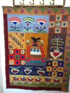Signs of Spring Humble Quilts
