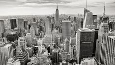 New York City skyline download high resolution by InstantPrintable, $1.80