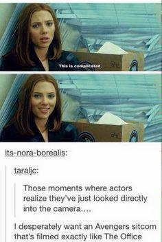 natasha #Avengers