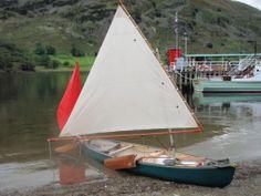 Explorer DLX Sailing Canoe Conversion Part 2