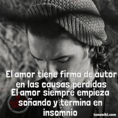 """El Amor"" by Ricardo Arjona"
