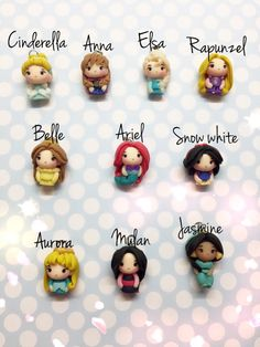 Disney princesses disney princess jewelry par SentimentalDollieZ