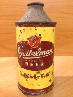 Gettelman Beer Gettelman (A.) Brewing Co. Milwaukee,WI