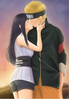 """After pulling an all-nighter, Naruto always comes back home in the early morning; to get changed and, above all, to get his """"Hinata fix"""" Support Me on K. Hinata fix Naruto Uzumaki Shippuden, Naruto Kakashi, Boruto, Naruto Boys, Naruto Family, Naruto Couples, Shikatema, Naruto Comic, Wallpaper Naruto Shippuden"""
