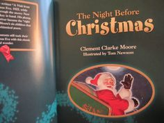 Notes in the Key of Life: I'm in love with a beautiful Christmas book: Update