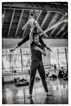 Erin Yarbrough and Josh Reynolds, Smuin Ballet, San Francisco, California, USA - Photographer Keith Sutter