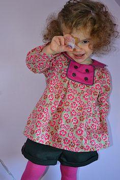 Short P et blouse Olso Assortiment de couleur...