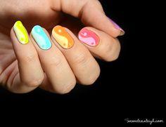 Pastel Yin-Yang Nail Art Tutorial // Nails - - XOXO Alexis Leigh