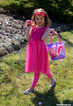 Easter is coming up. Check out my ©Disney Princess Themed Easter Basket Idea #ad