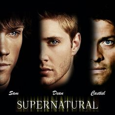 Supernatural. Thanks to Netflix, I'm now hooked on this show.