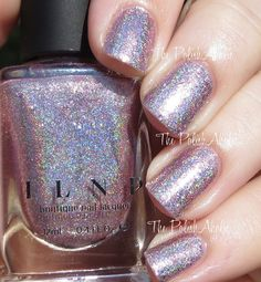 ILNP Pink Mimosa, Summer 2015 Collection