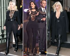 Definitive Proof That Kim Kardashian Only Wears 15 Outfits Ever