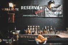 Mate Bar Reserva Del Che - Matein Bar. 1-й Мате бар в России