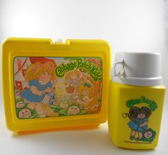 This was my all time favorite lunch box in elementary school...circa 1983
