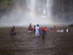 Wli waterfalls, Ghana, West Africa