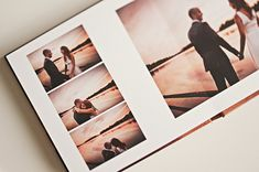 Weddingalbum layout