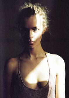 Light: Josephine Skriver is Enchanting in Tush Summer 2012, Shot by Markus Jans.