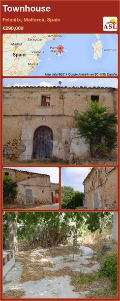 Townhouse in Felanitx, Mallorca, Spain ►€290,000 #PropertyForSaleInSpain