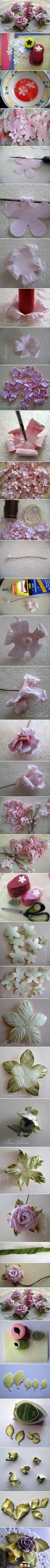 #paper #roses - Most inspiring pictures and photos!