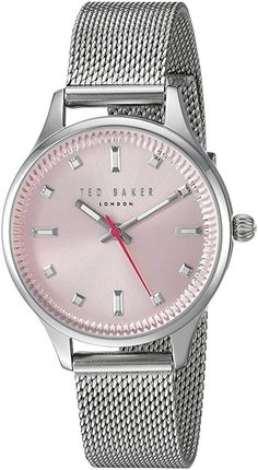 Ted Baker Women's 'Zoe' Quartz Stainless Steel Casual Watch, Color:Silver-Toned (Model: TE50273003) Ted Baker Womens, Casual Watches, Quartz, Stainless Steel, Model, Silver, Dress, Color, Jewelery