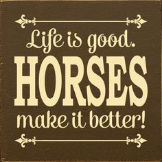 Wood Signs & Sayings - Horse Wood Signs - Page 2 - Country Marketplace Funny Wood Signs, Wood Signs Sayings, Cute Signs, Sign Quotes, Barn Wood Signs, Wood Pallet Signs, Wooden Signs, Country Girl Quotes, Country Sayings