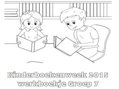 Kinderboekenweek Werkboekje Groep 7
