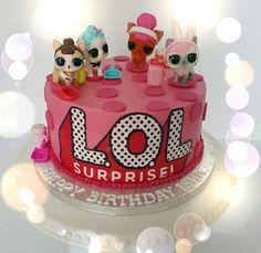 Lol Surprise Birthday Party. Lol Surprise Cake. Lol Surprise Pets.