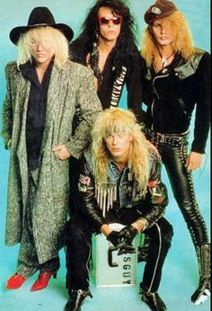Glam Metal Band (Poison) and my look. Heavy Metal Bands, 80s Metal Bands, 80s Hair Metal, 80s Rock Bands, 80s Hair Bands, Classic Rock Bands, Heavy Metal Music, Cool Bands, 80 Bands