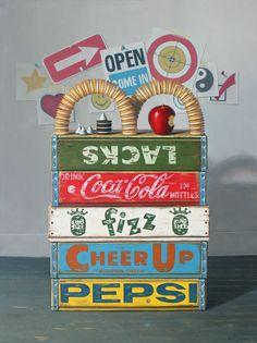 Gallery Henoch - Robert C. Jackson - Branded