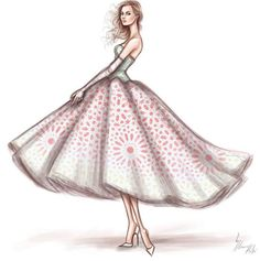 Fashion art illustration dresses beautiful 31 ideas for 2019 Illustration Mode, Fashion Illustration Sketches, Fashion Sketches, Fashion Artwork, Fashion Design Drawings, Fashion Sketchbook, Love Fashion, Trendy Fashion, Fashion Trends