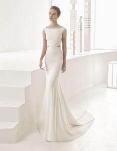 Vestidos de novia para boda en civil
