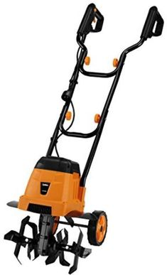 pleasurable home depot garden tillers. VonHaus 12 5 Inch 7 Amp Electric Garden Tiller and Cultivator  gardentiller homegardentools The Troy Bilt Horse is a true workhorse This versatile