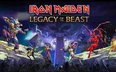 Iron Maiden is getting its own RPG coming to Android this summer   It looks like one of the most iconic bands of all time is getting its own mobile game. And no not NSYNC.  Roadhouse Interactive the folks who brought us Warhammer 40000: Carnage on mobile have teamed up to 50cc Games to bring an Iron Maiden game to Android and iOS. The game will be called Legacy of the Beast and is slatedto launch this summer as a free-to-play role-playing game set in the expansive Iron Maiden universe…