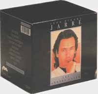Jarrography - The ultimate Jean Michel Jarre discography boxset Jean Michel Jarre, Cultural Events, Laser, Electronic Music, Jeans, Superstar, Concert, Musica