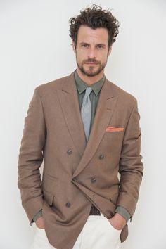 Brunello Cucinelli Spring 2018 Menswear