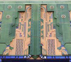 Art Deco   openthedorr