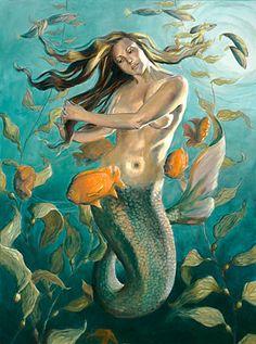 Queen of Kelp.