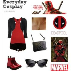 Casual Cosplay: Deadpool