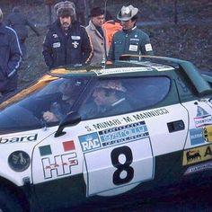 Lombard RAC Rally 1975 Rally, Vehicles, Vehicle