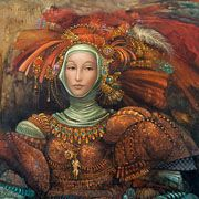 La Duquesa (2014 ?), by James C Christensen