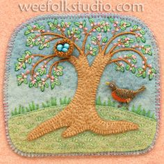 springtreeWM sally mavor wee folk studio