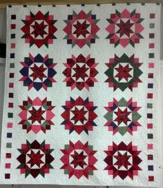 Poppies Make Me Swoon  Quilt