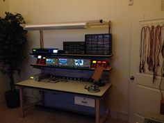 Whats your Work-Bench/lab look like? Post some pictures of your Lab. - Page 46