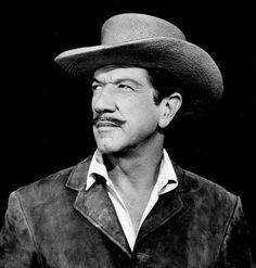 """Richard Boone Paladin 1962 - Have Gun – Will Travel -   Richard Boone in the 1962 episode, """"Genesis,"""" before becoming the famed """"knight without armor,"""" Paladin."""