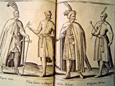 Abraham de Bruyn : Hongrois et polonais (nobles et hommes simples)