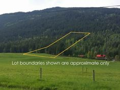 Home for Sale - 51 Pine RD, Cherryville, BC V0E 2G3 - MLS® ID 10082590.  4.94 acre lot with southern exposure on the beautiful Cherry Ridge in Cherryville. Features a meadow in the front, gorgeous trees, drilled well with 5 gpm, road in, cleared building site, septic approval, and fantastic soil, and amazing views. Lots For Sale, Real Estate Investing, Investment Property, Vernon, British Columbia, Acre, Cherry, Southern, Trees