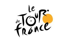 """Made out of a custom-made handwritten type,  Le Tour de France  logo contains a hidden cyclist shaped by the letter """"R"""" and """"U"""" riding a cycle which wheels are made out of the letters """"O"""". The last """"O"""" is colored in yellow, the same color of the famous jersey given to the winner of the event. On a more subjective level, the yellow wheel also suggests the idea of a sun; quite appropriate as the event runs in the summer."""