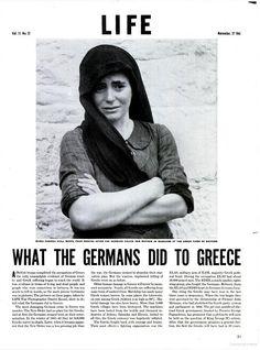 Life Mag Nov 27 1944 p 21-27 | The massacre at Distomo